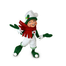 Annalee Dolls 2021 Christmas 5in Holiday Cheer Elf Plush New with Tag