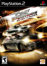The Fast and the Furious PS2 (Namco-Bandai) New Playstation 2