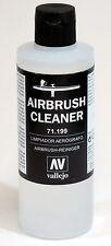 Vallejo 71.199 Airbrush Cleaner 200ml Bottle