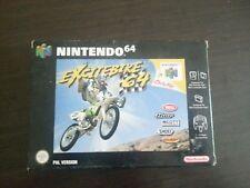 Gioco per Nintendo 64 N64 EXCITEBIKE 64 [LEGGERE LA DESCRIZIONE]