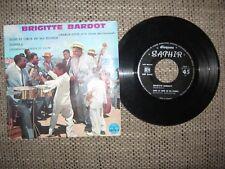 Brigitte Bardot-Charlie Level et le choeur des Carnevals-1961EP5045FRANCE-TOP