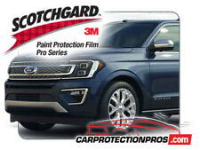 2019 Ford Expedition 3M PRO Series Clear Bra Deluxe Protection Kit