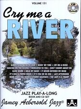 Various Artists, Jamey Aebersold - Cry Me a River [New CD] With Book