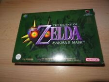 Videojuegos The Legend of Zelda de Nintendo 64 PAL