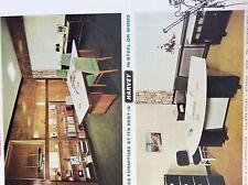 m3b ephemera vintage advert b a harvey strand office furniture
