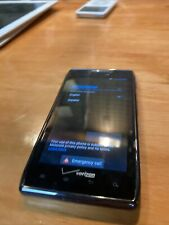 Motorola Droid MAXX - 16GB - Black (Verizon) Smartphone - Great Condition!!