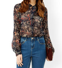 MONSOON Celeste Silk Pussybow Blouse BNWT