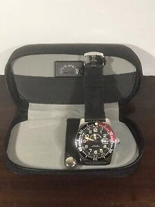 ZENO-WATCH BASEL Airplane Diver Swiss Men's Quartz Watch 6349-515 WR 500M Ø45MM