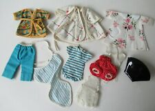 8 In American Character Betsy Mccall Doll Clothes-Cape,Hat,Coat,Top ,Pants- 9 Pcs
