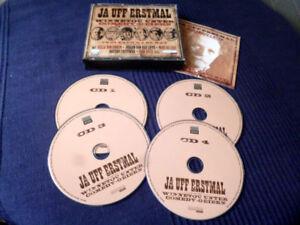 4 CDs Ja Uff Erstmal WINNETOU KARL MAY Von Der Lippe Pastewka Dirk Bach Krüger