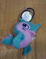 """Neopets Green Flotsam Keychain 3"""" Plush Stuffed Animal"""