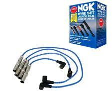 Genuine NGK Ignition Wire Set For 2007-2010 VOLKSWAGEN GOLF CITY L4-2.0L Engine