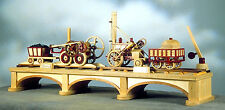 First trains in railroad history all in woodworking plans