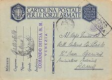 1426) WW2, COMANDO DIFESA MARINA MILITARE VENEZIA.
