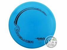 Used Dga Proline Breaker 170g Blue Black Stamp Putter Golf Disc
