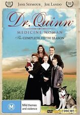 Dr Quinn Medicine Woman - The Complete Season 5 NEW R4 DVD