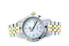 Tag Heuer WD 1221-K-20 Two Tone Stainless Steel/Yellow Gold Wrist Watch for Men