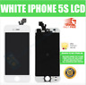 For iPhone 5S LCD Digitizer Replacement Screen Genuine OEM Touch White A1453