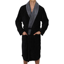 a00b1c1ae4 Mens Robe -Bathrobe - Coral Fleece Thick Very Soft   Warm - USA SELLER Fast