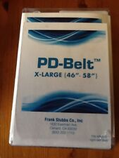 """XL PD Belt 3 Pack Extra Large X Large 46""""-58"""""""