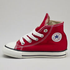 Converse Toddlers/Infants C/T A/S HI Trainers new in UK Size 2,3,4,5,6,7,8,9,10