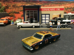 1:64 Hot Wheels Limited Edition Vintage Racing Smokey Yunick's 1966 66 Chevelle