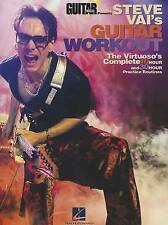 NEW Guitar World Presents Steve Vai's Guitar Workout by Steve Vai
