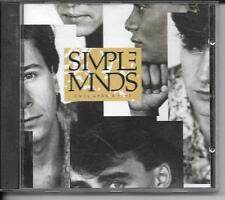 CD ALBUM 8 TITRES--SIMPLE MINDS--ONCE UPON A TIME