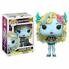 Funko Monster High POP Lagoona Blue Vinyl Figure NEW Toys Collectibles Cartoon
