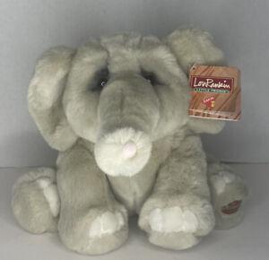 Dakin Lou Rankin Little Friends Hoover Elephant Plush Stuffed Animal 6/98 Tags