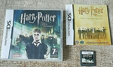 HARRY POTTER AND THE ORDER OF THE PHOENIX - NINTENDO DS GAME - UK FREEPOST