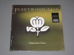 FLEETWOOD MAC Greatest Hits LP New Sealed Vinyl Record