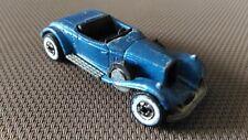 Voiture Miniature Hotwheels  « Morgan Bleu » 1982 En Bon Etat.