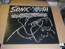 LP:  SONIC YOUTH - Confusion Is Sex  NEW SEALED REISSUE+ DOWNLOAD
