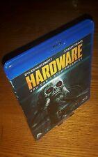 HARDWARE Blu-ray US import rare OOP Severin Films region a free(cult 90s horror)