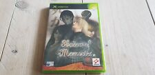 * Original XBOX * Shadow of Memories * New & Sealed * RARE * PAL version *