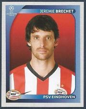 PANINI UEFA CHAMPIONS LEAGUE 2008-09- #423-PSV EINDHOVEN-JEREMIE BRECHET