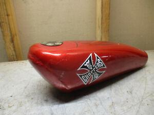 Jesse James West Coast Chopper Bicycle/Bike Red Tank