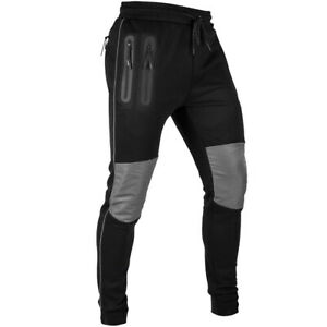 Venum Laser Thermal Athletic Training Jogging Sweatpants - Black