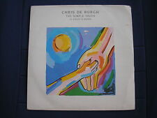 CHRIS DE BURGH - THE SIMPLE TRUTH / THE SPIRIT OF MAN
