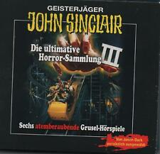 JOHN SINCLAIR - Die ultimative Horror-Sammlung Teil 3 - 6 x CD SET