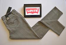 Levis Revel Womens Jeans Grey Low Rise Skinny Soft Curvy Grey Sz. W34 L33