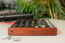 Akai Rhythm Wolf Tom Cat Side Panel Real Wood Wooden Side Panel End Cheek Tr