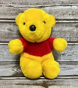 Vintage 1991 90s Small Sears Walt Disney Winnie The Pooh Plush Toy