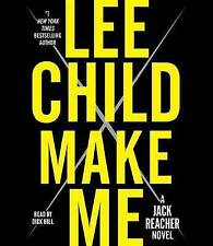 Make Me: A Jack Reacher Novel by Lee Child (CD-Audio, 2015)