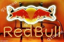 New Red Bull Redbull Energy Drink Neon Light Sign Window Wall Lamp FAST SHIPPING