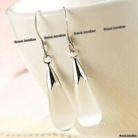 BLACK FRIDAY DEALS Gifts For Her Silver Moonstone Earrings Xmas Wife Lady Women