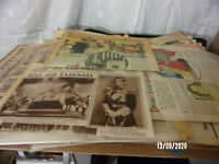 Vintage Lot Newspapers 1930's SEATTLE DAILY & SUNDAY TIMES + EXTRAS!!!