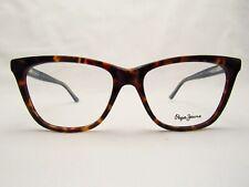 Pepe Jeans Vera Tortoise/Denim 54 x 16 140 mm Eyeglass Frame and Case