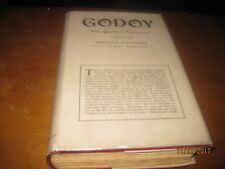Godoy the Queens Favorite by Edmund B D'Auvergne Vintage
